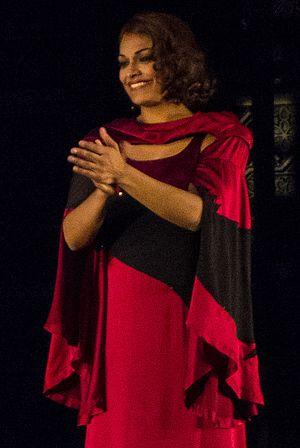 Danielle de Niese - Danielle de Niese, Metropolitan Opera House, 2014