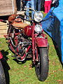 Dark red Indian motorcycle pic1.JPG