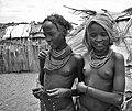Dassanech Girls, Omerate, Ethiopia (19237281696).jpg