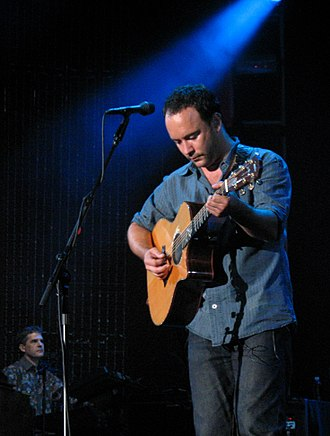 Dave Matthews - Matthews at Virginia Tech in 2007