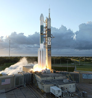 2007 in spaceflight - The launch of a Delta II Heavy with the Dawn spacecraft.