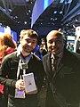 Daymond John from Shark Tank with iCups Creator Magdim Metshin.jpg