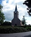 de kerk van garijp, friesland