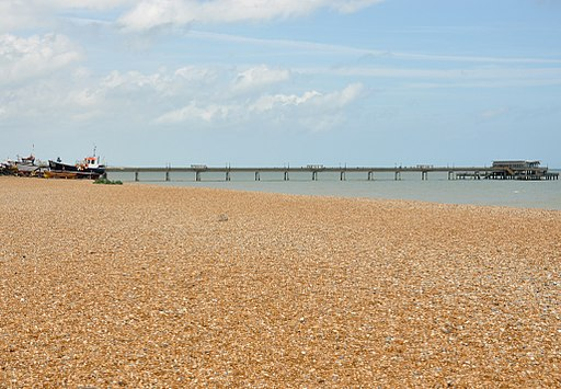 Deal Pier 2012