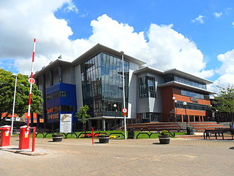 Lincoln College, Lincolnshire - Image: Deans Sport & Leisure
