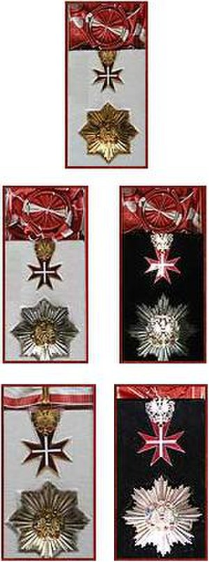 Decoration of Honour for Services to the Republic of Austria - Image: Dec Serv Rep Austria 1