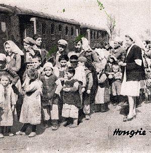 Refugees of the Greek Civil War - Refugee children