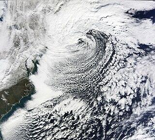 December 2009 North American blizzard