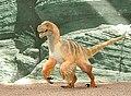 Deinonychus model Palmengarten.jpg