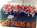 Delft Dragons team foto 1986-87.png