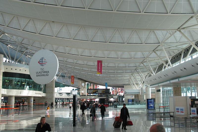 File:Departure Area of Esenboğa Havalimanı, Ankara, Turkey.jpg