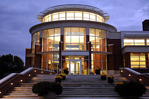 DePauw University - Green Center for the Performing Arts