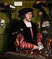 Der Kaufmann Georg Gisze (Hans Holbein the Younger).jpg