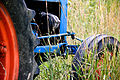 Derelict tractor, Somerset (4961227534).jpg