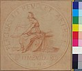 Design for a Medal- Bâtiments du Roy, 1740 MET 61.165.3.jpg