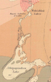 Detail of 1902 Dowling Map showing Lake Athapapuskow and Pineroot River.png