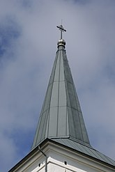Fil:Detalj ton Vallby kyrka.JPG