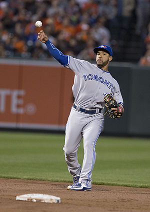 2015 Toronto Blue Jays season - Devon Travis was named the American League Rookie of the Month for his performance in April.