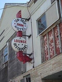 Dew Drop Inn (New Orleans, Louisiana) Former hotel and nightclub