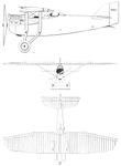Dewoitine D.21 3-view L'Air May 15,1928.png