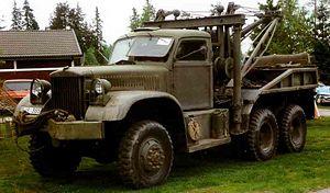 Diamond T - Diamond T Wrecker 1941