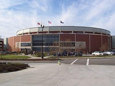 Diddle Arena, WKU