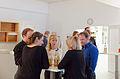 Diese Aufnahmen entstanden im Rahmen des 5. Wikimedia-Salon - Das ABC des Freien Wissens zum Thema Erinnerung am 27. Novemeber 2014 bei Wikimedia Deutschland. 15.JPG