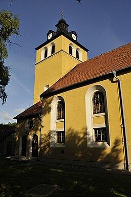 Dietendorf Kirche außen 3