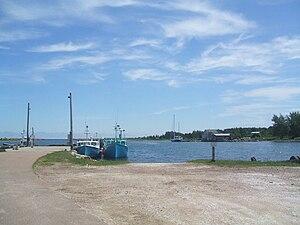Dingwall, Nova Scotia - Dingwall Harbour in 2010