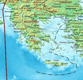 datazione Macedonia