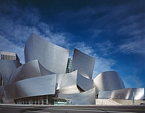 National Design Awards - Frank Gehry, Lifetime Achievement winner in 2000, architect of Disney Concert Hall.