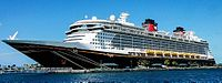 Disney Dream docked in the Bahamas 03.jpg