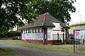 Disused toilet block, Wrythe Recreation Ground, Carshalton - geograph.org.uk - 486102.jpg