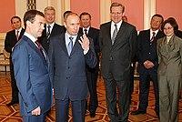 身長 プーチン