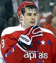 Dmitry Orlov (ice hockey) - Wikipedia 66763e86686