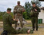 Dog Company trains for medevac in Lithuania 150709-A-FJ979-005.jpg