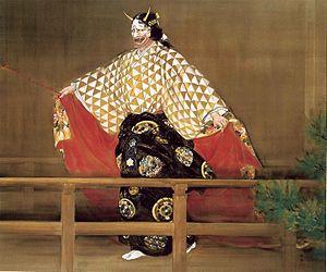 Kōgyo Tsukioka - Image: Dojoji道成寺