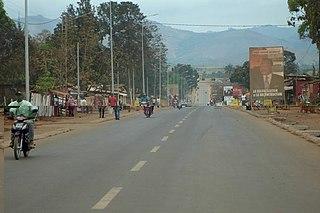 Place in Niari Department, Republic of the Congo