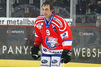 Domenic Pittis - Domenic Pittis in 2009 with ZSC Lions