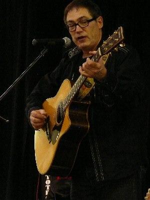 Don Alder - Image: Don Alder in 2010