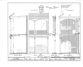 Don Jose Albino Baca House, Old Santa Fe Trail, Las Vegas, San Miguel County, NM HABS NM,24-LAVEG.V,1- (sheet 8 of 19).png