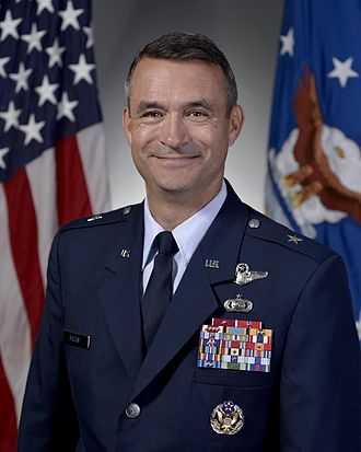Don Bacon (politician) - Bacon during his time in the U.S. Air Force.