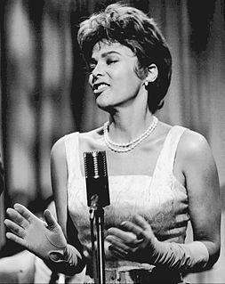 Dorothy Dandridge American actress and singer