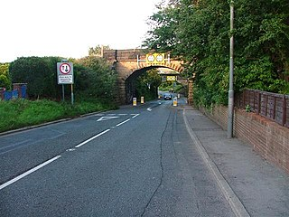 North Skelton Village in Redcar and Cleveland, England