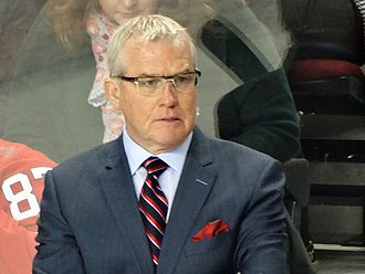 Columbus Blue Jackets - Doug MacLean was the general manager for the Blue Jackets from 1998 to 2007, and head coach from 2002 to 2004.