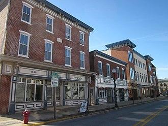 Downingtown, Pennsylvania - Downtown Downingtown