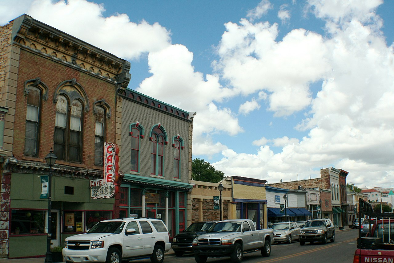 File Downtown Las Vegas Nm Jpg Wikipedia