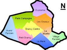 plan c Drancy