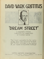 Dream Street by D. W. Griffith 2 Film Daily 1921.png