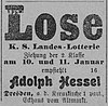 Dresdner Journal 1906 001 Lose Adolph Hessel.jpg